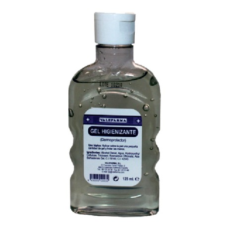 gel antiséptico